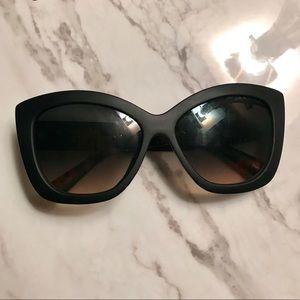 Tahari Accessories - Oversized Cat Eye Sunglasses